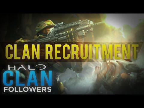 Halo 5 Clan Recruitment 2016: The Commonwealth Escape (CW Clan)