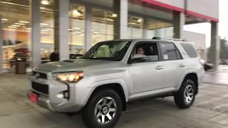 2018 4Runner TRD Off Road Virtual Test Drive