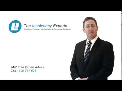 How does a Liquidator demonstrate insolvency or insolvent trading? (insolvent trading assessment)