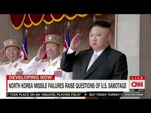North Korea  Missiles Sabotaged