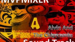 Lady GAGA Disco Stick By Alvin And The Chipmunks Made By MVPMIXER