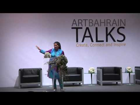 Workshop on how to look after your collections - ArtBahrain Talks Programme