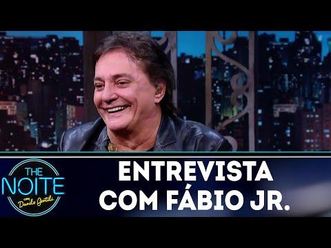 Entrevista com Fábio Jr.   The Noite (12/03/18)