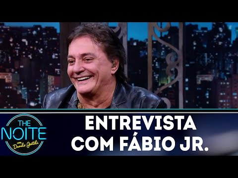 Entrevista com Fábio Jr. | The Noite (12/03/18)