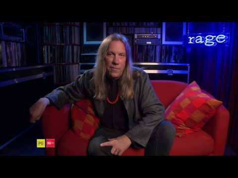 Brian Ritchie guest programs Rage Saturday November 30th on ABC1