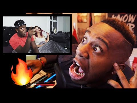 REACTING TO KSI - Adam's Apple ft Alesa [NET NOBODY DISS TRACK] 🔥🔥🔥