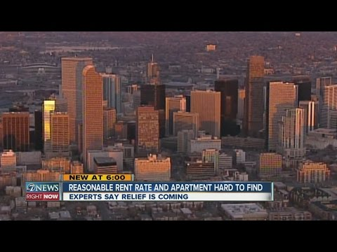 New Construction In Denver Metro To Help Ease Rising Rental Rates
