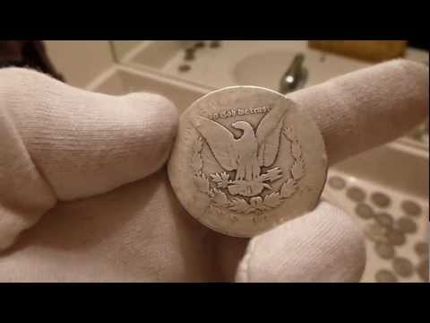 1889 O Morgan Silver Dollar Coin Review