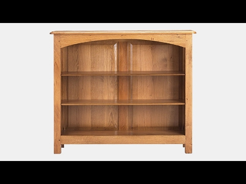 Simple Woodworking Projects for Beginners – Traditional Bookshelf