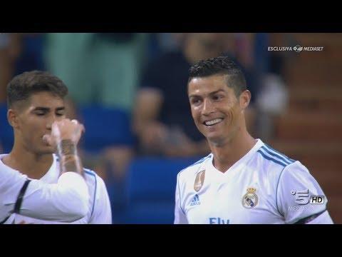 Cristiano Ronaldo vs Fiorentina Home HD (23/08/2017)