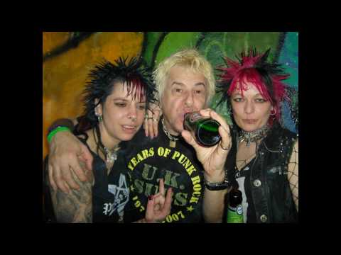 Punk : Uk Subs : Warhead : With Lyrics : * Read Description *