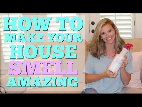 HOW TO MAKE YOUR HOUSE SMELL AMAZING // PINTEREST INSPIRED SCENT HACKS // CLEAN HOUSE