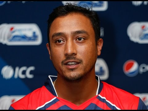 Paras Khadka, Captain of Nepali cricket team speaks ahead of Nepal
