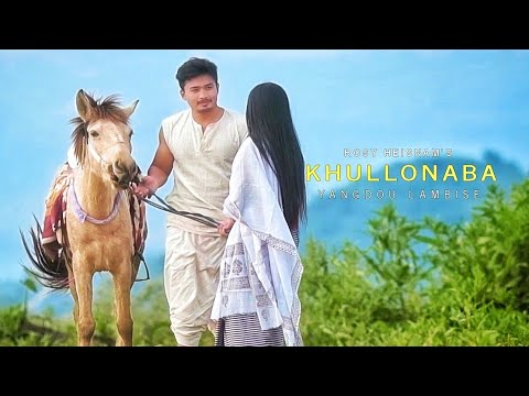 Khullonaba Yangdou Lambise || Araba L. & Rosy H. || Official Folk Fusion Music Video Release 2018