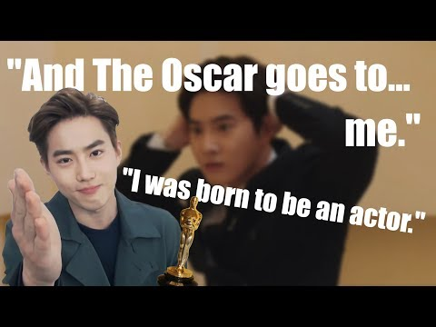 Suho reacts to Rich man ep. 1&2
