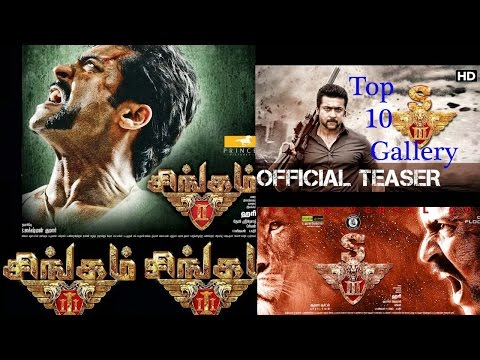 Singam 3 Surya Top 10 Gallery