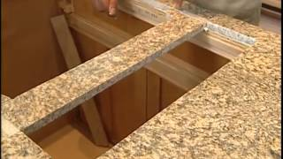 Installing a Granite Countertop and Kitchen Cabinets(, 2015-04-20T16:56:10.000Z)