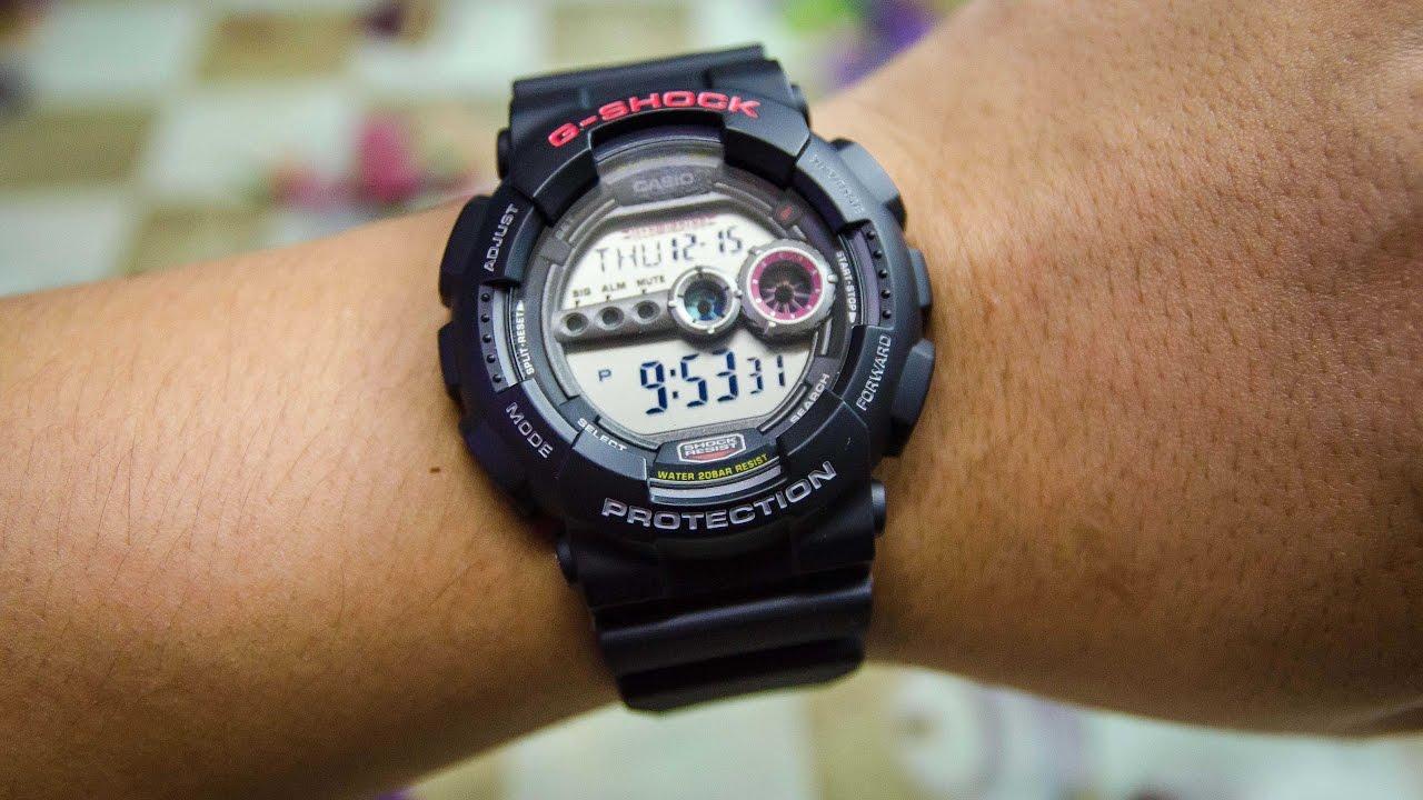 Brand new watch for sale in rawalpindi original casio g-shock gd.
