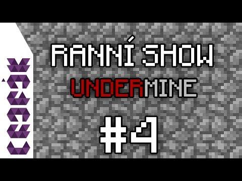 Undermine #4 - Prohlídka u Nakashiho ^-^ [Crafova ranní show]