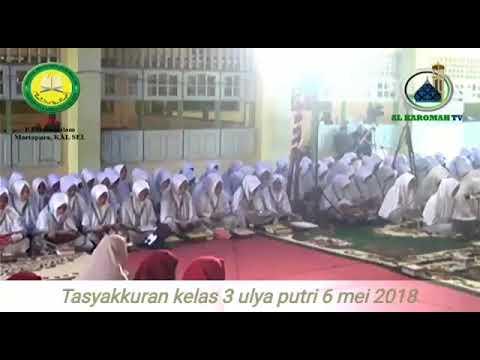 Perpisahan Ppdarussalam martapura thn ajaran 2017/2018