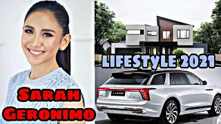 Sarah Geronimo,Lifestyle2021,Age,Height,Weight,Ethnicity,Profession,Date of Birth,Religion, etc