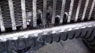 видео Как проверить интеркулер на герметичность и чем заклеить?