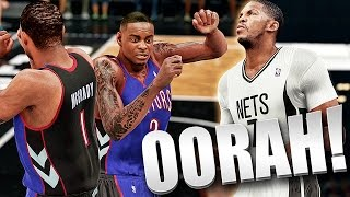"""NBA 2K16 Raptors MyGM #12 - My JOB At RISK?! What?? 