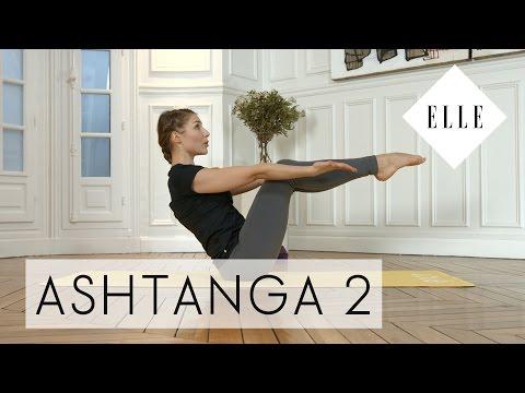 Cours de Yoga Ashtanga pour niveau Moyen I ELLE Yoga