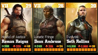 "WWE Immortals - Online Battle ""THE SHIELD"" Let"