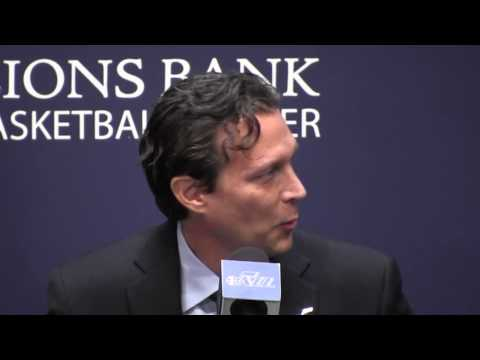 Quin Snyder discusses his coaching background