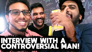 Interview with The Most Controversial Man in Malaysian Tamil Cinema!