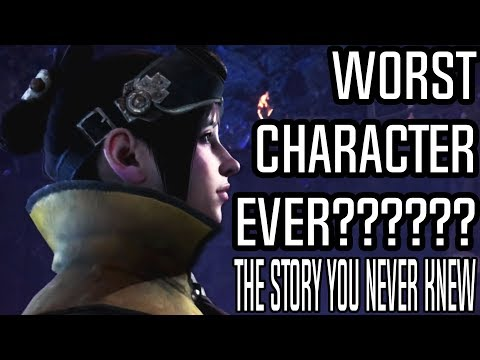 The Handler Is The Worst Thing In Monster Hunter World???