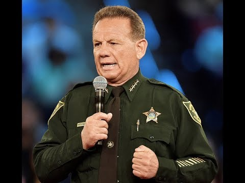 """Word On The Street:  """"Broward County Florida Sheirff Scott Israel To Resign""""??"""