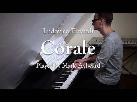 Ludovico Einaudi - Corale (Piano & Strings Cover) (In a Time Lapse - 1.)