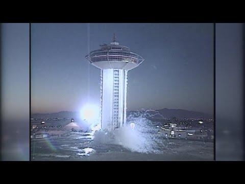 Previous implosions in Las Vegas