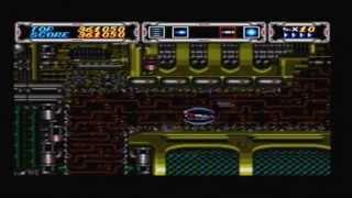 Thunderforce Gold Pack 1 Sega Saturn