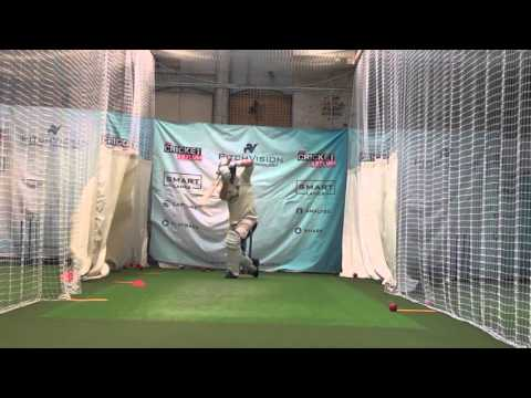 Johnson in the Nets - The Cricket Asylum - 2016