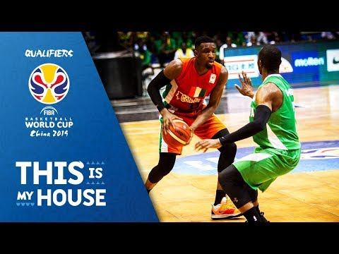 Nigeria v Cote d'Ivoire - Highlights - FIBA Basketball World Cup 2019 - African Qualifiers