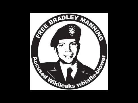 Leaked Audio of Bradley Manning's Statement