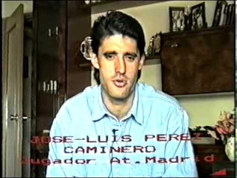 Valdepeñas.Jose Luis Pérez Caminero