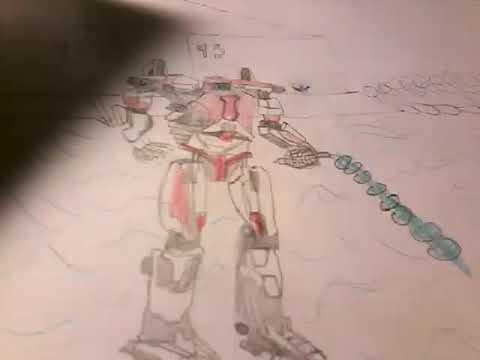 mis-dibujos-de-titanes-del-pacifico-y-mis-juguetes