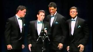 Acoustix - 1990 International Quartet Semifinal Song #2