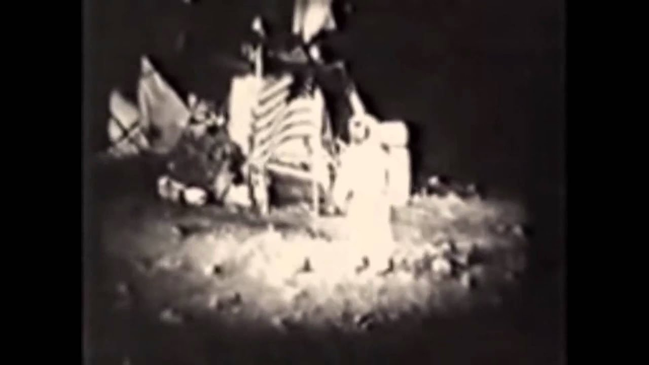 NASA Secret Footage Leaked! Moon Landing Video! Proof it ...