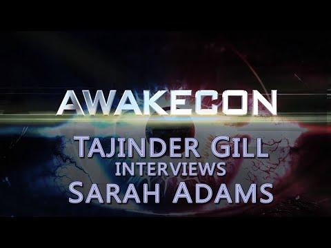 AwakeCon 2017 - Taj interviews Sarah Adams