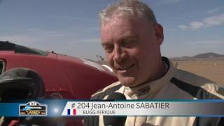 AFRICA ECO RACE 2017 - Etape 9