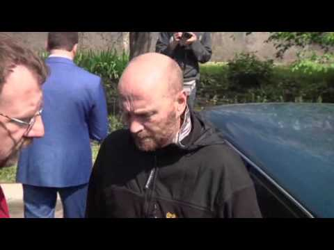 OSCE Observers Released in Ukraine