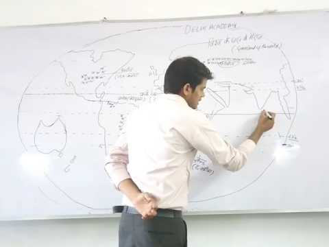 UPSC/IAS/PSC-Grassland of the world and flora (Delhi Academy, Indore)