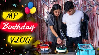 BIRTHDAY WALE DIN CHORI HOGAYI 😳 || MY 20th BIRTHDAY VLOG 🎉