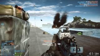 Battlefield 4 Paracel Storm PC GamePlay
