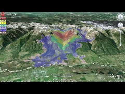 Google Earth Hero: US Forest Service